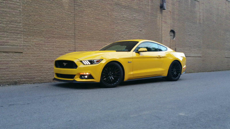 2015 Mustang Cam Lope Tune